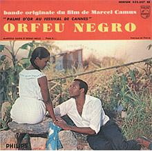 Disco Orfeu Negro